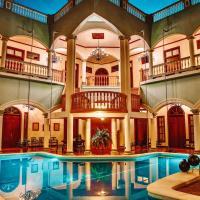 Hotel Real La Merced, hotel in Granada