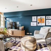 The Wapping Wharf - Modern & Bright 2BDR Flat on the Thames with Parking