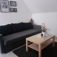 Studio chaleureux Beauvais-centre, gare et proche Aéroport