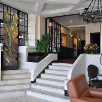 Hotel Restaurant Bellevue, отель в Амбуазе