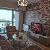 Mitreski Impeksel 2 Luxury Apartment, hotel em Skopje