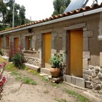 Casa vivencial Yuraq Qaqa
