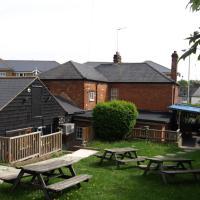 Jolly Brewers Free House Inn, hotel in Bishops Stortford