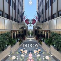 فندق دوروي، فندق في بيروت