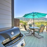 Modern Mtn View Townhome Less Than 5 Mi to Skiing!