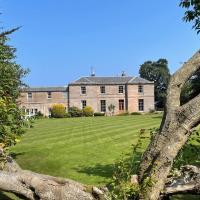 Marshall Meadows Manor House, hotel in Berwick-Upon-Tweed