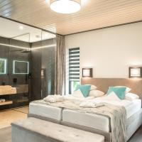 Dunazug Plusz Luxus Apartman, hotel in Dömös