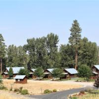 Methow River Lodge Cabins, hotel in Winthrop