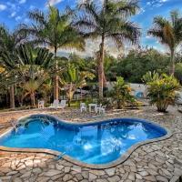 Jabaquara Beach Resort, hotel in Paraty