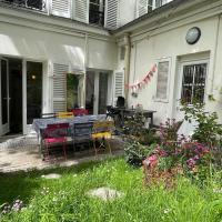Appartement avec terrasse au coeur de Montmartre