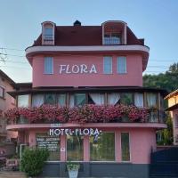 Family Hotel Flora, hotel in Zlatograd