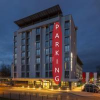 M Hotel, Hotel in Ljubljana