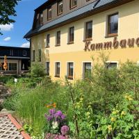 Hotel Dachsbaude & Kammbaude, Hotel in Seiffen/Erzgeb.