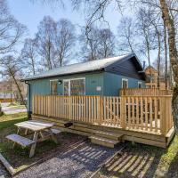 Bracken Lodge 5 with Hot Tub