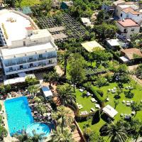 Hotel Alpha, hotell i Sant'Agnello