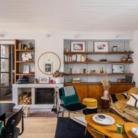 COSY and VINTAGE apt with VIEW on NOTRE-DAME