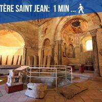 Studio Simplicien *Cosy* plein centre ville de Poitiers *TV* Wifi *Café*