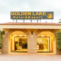 Golden Lake Marina Hotel, hotel in El Alamein