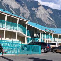 Canadas Best Value Inn Mile-0-Motel Lillooet, hotel em Lillooet