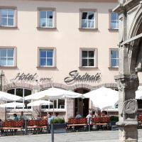 Stadtcafé Hotel garni, Hotel in Hammelburg