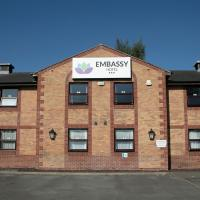 Embassy Hotel, Gateshead Newcastle, Sure Hotel Collection by Best Western