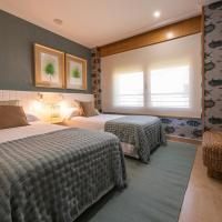 Apartamento en la Isla de la Toja, hotel en Isla de La Toja