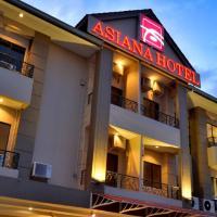 Asiana Hotel, hotel en Kota Kinabalu