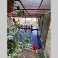 Relajante lugar con alberca en un ambiente natural, hotel em Sucúa
