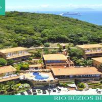 Rio Búzios Beach Hotel, hotelli kohteessa Búzios