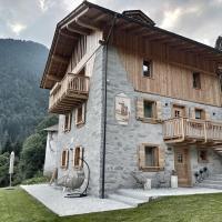 Pimont Alpine Chalet