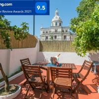 Belém Vintage with Superb Private Terrace