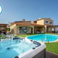 V4 Villa Canelas 4 quartos com piscina privada
