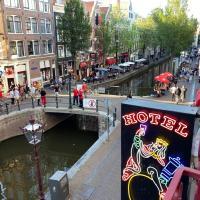 Hotel Royal taste Amsterdam, hotel en Barrio Rojo, Ámsterdam