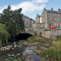 Lovely 1-Bed Apartment in Hawick Scotland