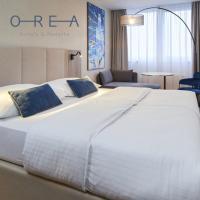OREA Hotel Pyramida Praha, hotel in Prague