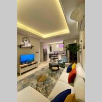 AlMajdeah Luxury apt, with Private Entrance., hotel em Riyadh