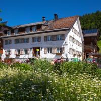 """""""Die Sonnigen"""" - Hotel und Familienspaß, Hotel in Bezau"""