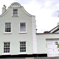 17th century merchants house directly on the river Exe
