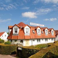 Ferienhotel Bernstein, отель в городе Трассенхайде