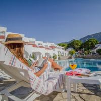 club Lapethos Bungalow, ξενοδοχείο στην Κερύνεια