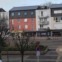 le saule, Hotel in Canteleu