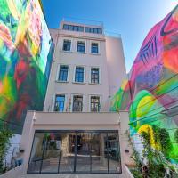 Hellenic Vibes Smart Hotel, hotel in Monastiraki, Athens