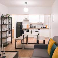 Ardennes Droite Nice apartment Parc de la Villette - 4P