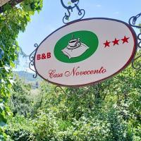 Casa Novecento Monferrato, B&B - Vacanze, hotell i Camino