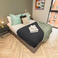 Temple Quay by StayBC Premier Corporate 1 Bedroom Serviced Accommodation in the Heart of Bristol