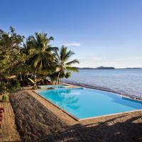 Anjiamarango Beach Resort, hôtel à Nosy-Be