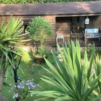 Luxury, newly refurbished, detached, Cabin, hotel in Pulborough