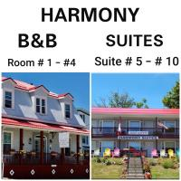 Harmony B&B and Suites, hotel em Digby