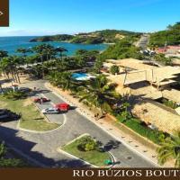 Rio Búzios Boutique Hotel, hotel v mestu Búzios