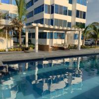 Paradise Beach, Crucita., hotel em Portoviejo